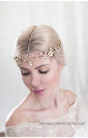 АИРЛА свадебная тика на голову
