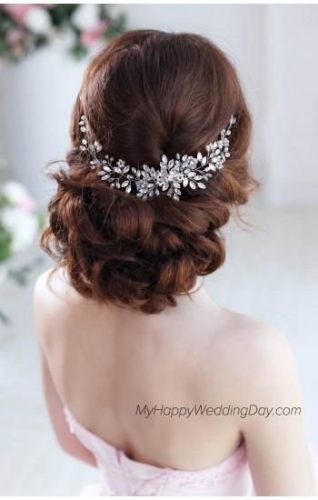 Андромеда аксессуар для невесты на свадьбу для прически на свадьбу на средние волосы