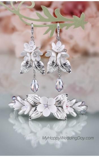 БИА свадебная бижутерия - прекрасный выбор для романтичного образа невесты