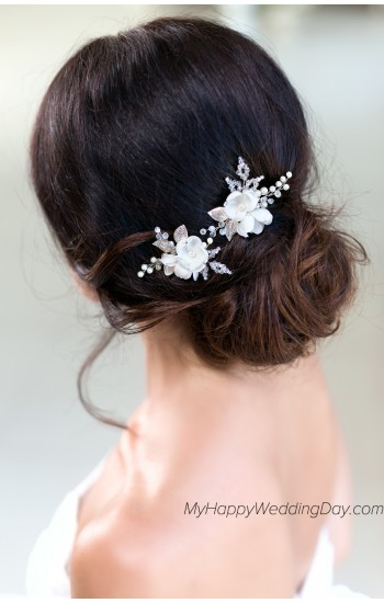 ДИОНИСИЯ свадебные шпильки для волос