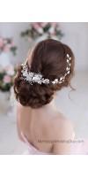 Чрисанте - свадебное украшение для волос