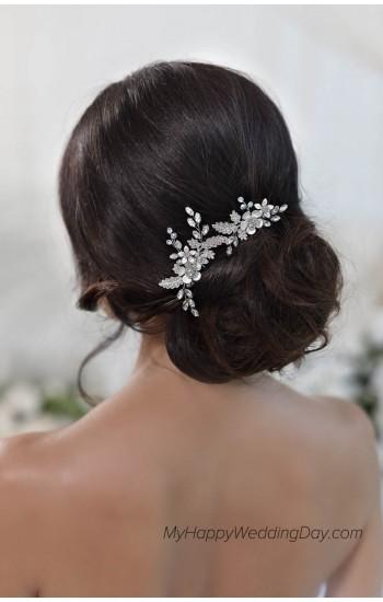 Чара шпильки для волос с цветами